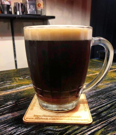 Конкурс от «Route.CAFE»: «Пиво и гренки за ЛАЙК!»